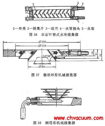 机械捕集器的设计原则及其典型结构