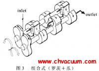 组合式(罗茨+爪)干泵――真空技术网