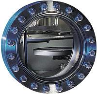 各种型号真空法兰、管道及玻璃观察窗等真空配件