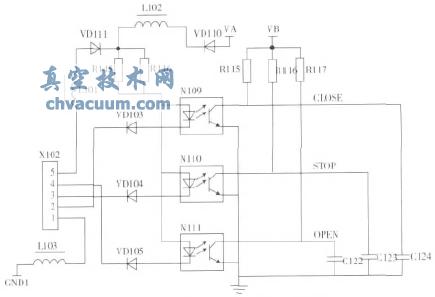基于c8051f340的智能型电动执行机构控制系统设计