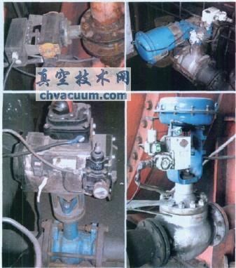 气动蝶阀是吴忠仪表厂和依波罗(ebro)生产的气动蝶阀图片