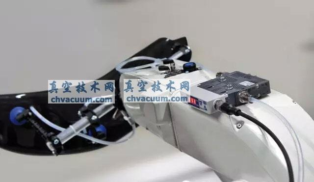 智能型真空发生器