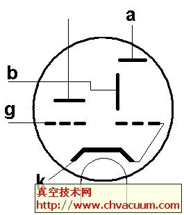 复合真空管符号