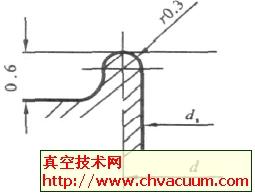 先导式双向电磁阀的密封副结构