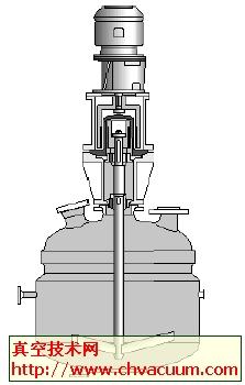 永磁传动反应釜