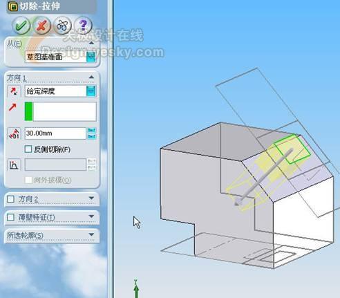 教你实现CAD图纸到SolidWorks的2D―3D转换