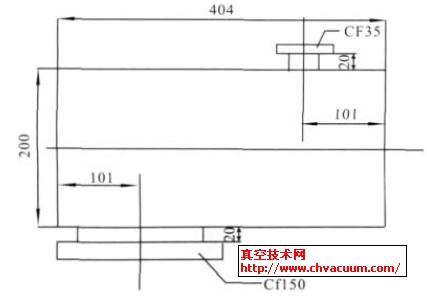 泵壳尺寸示意图