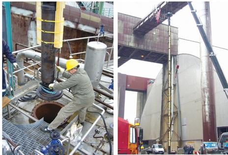 立式潜水泵为硫酸工厂的生产提供安全解决方案