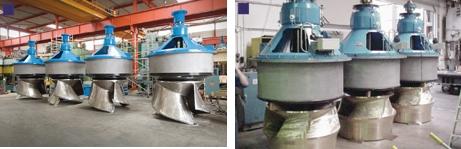 混凝土蜗壳泵(CVP泵)在核电站中的应用