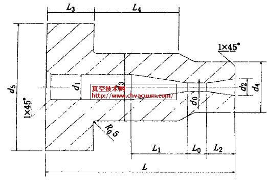 大气喷射器的真空发生机制及其主要参数的设计