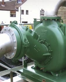 切割泵解决泵站堵塞问题