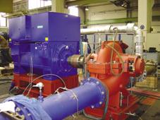 用于Al Hunayy工程的RDLO型变频驱动泵