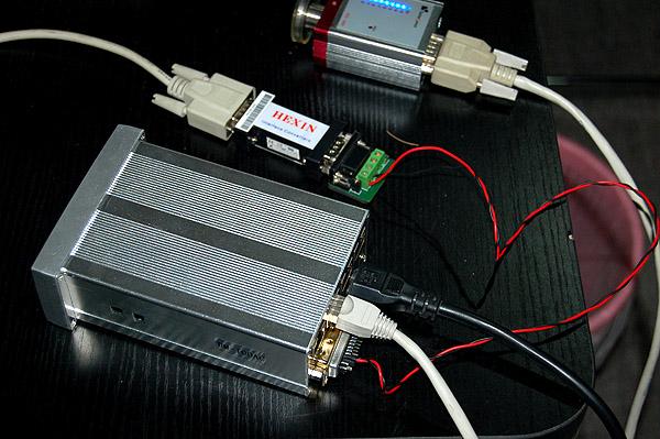 开发真空测量与控制系统