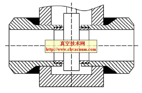 常规密封座与闸板密封结构