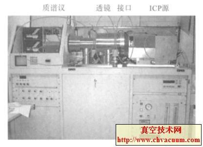 一种ICP-MS真空测量系统的研制