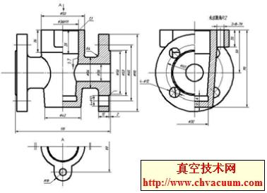 应用于Auto CAD三维几何造型中的形体分析法