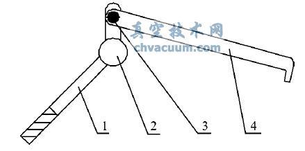 专用工具结构示意图