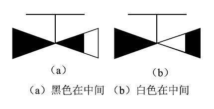 截止止回阀常关状态图形符号的探讨