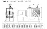 北仪优成TRP系列直联高速旋片式真空泵
