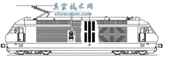 该断路器设计的分合闸操作机构和动作原理完全适合于电力牵引的要求