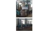 环保型罗茨水环真空泵机组溶剂回收装置