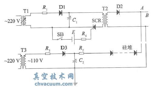 触发电路原理图
