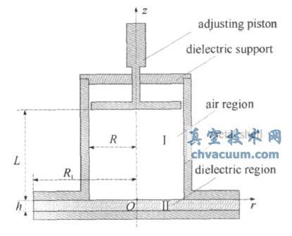圆柱体夹持装置结构图