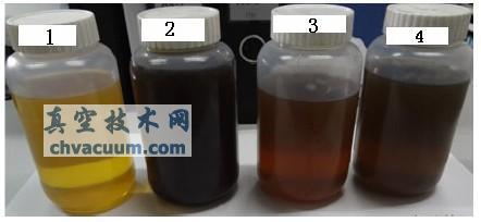 真空泵油检查项目表