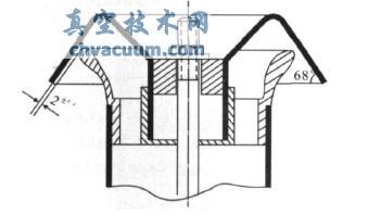H-5T泵上喷咀固定的示意图