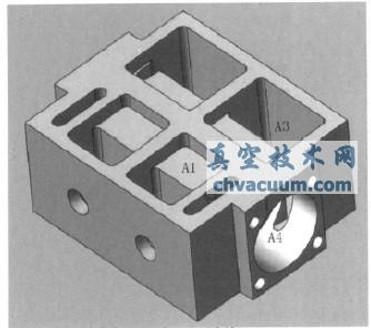 泵头下层结构