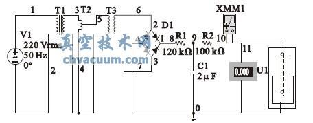电容滤波电路