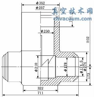 基于有限元技术实现加氢阀阀体的结构设计