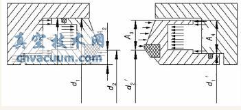 弹簧组双面密封弹性阀座