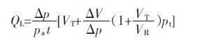 气体泄漏量的计算公式