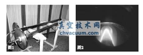 CSNS/RCS 真空盒镀TiN 膜钛阴极靶