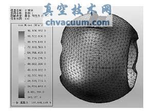 球体有限元强度分析