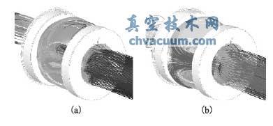 缺口球体与普通球体的流体动力学分析对比