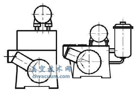 滑阀真空泵结构探索